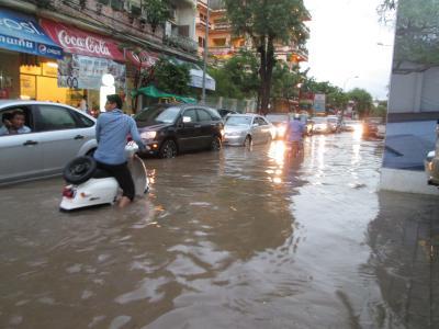 Phnom Penh floods