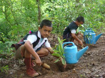 children action on climate change