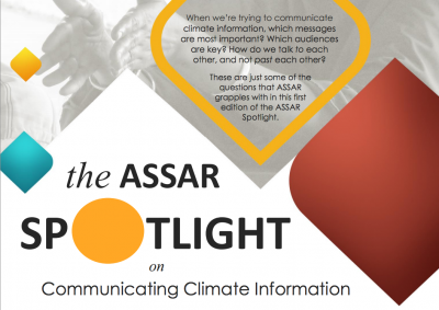 assar spot novmber 2015 fp - climate adaptation.