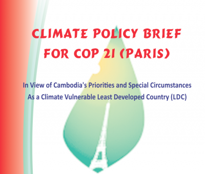 cambodia cop 21 brief 0 - climate adaptation.