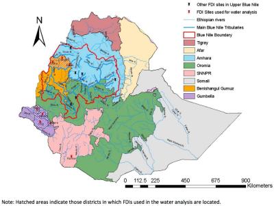 ethiopia fdis - climate adaptation.