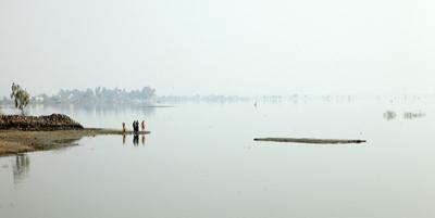 Flooding in Pakistan, 2010. Image: DFID/Russell Watkins