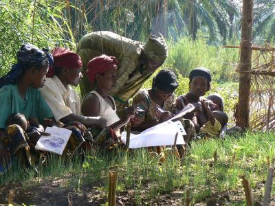 Agro-eco system analysis in Rumonge, Burundi. ©FAO Deborah Duveskog