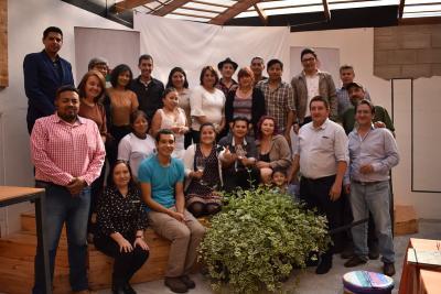 Network of Young Leaders of the Mancomunidad del Chocó Andino in Pichincha, Ecuador
