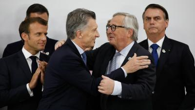 EU-Mercosur meeting