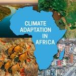 Africa map with adaptation solutions