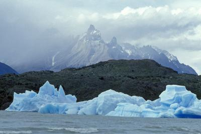 Glacier in Chile. Curt Carnemark/World Bank, via Flickr