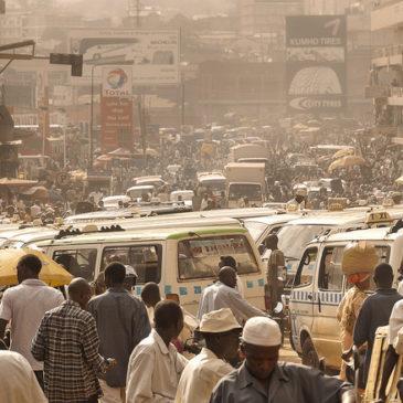 Kampala, Uganda - credit weesam