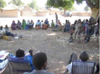 Workshop Mali