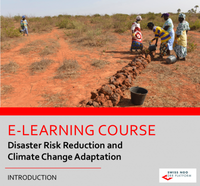 e-course front page