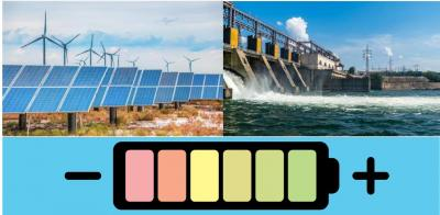 Renewable Energy and their storage