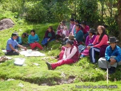 Focus group with Andean women in Apurímac (Perú)
