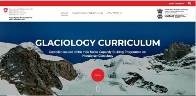 Glaciology Curriculum