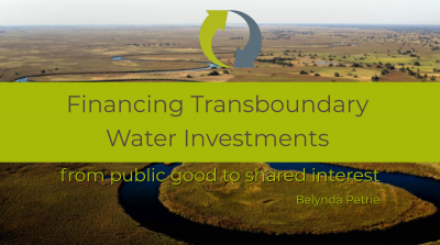 financing transboundary water investments header