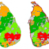maps of sri lanka