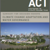 535e1f1602dce53567e8ede150cc-and-water-governance-summary - climate adaptation.