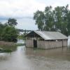 Flood in Benin Niger River