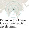 fin inc low-carbon dev fp - climate adaptation.