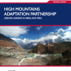 himap lessons learned cover photo 1 - climate adaptation.