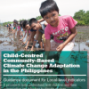 local indicators - climate adaptation.