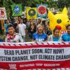 Youth-led climate strike in Manila, Philippines