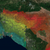 regional climate adaptation urban heat islands southern california