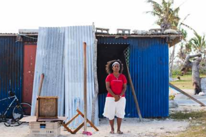 Resilience for whom? Women, particularly widows have a different experience of reslience to others of higher standing in the community. Photo: Arlene Bax/Oxfam